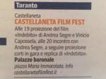 Corriere del Mezzogiorno - 01/08/2014