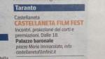 Corriere del Mezzogiorno - 02/08/2014