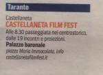 Corriere del Mezzogiorno - 31/07/2014