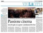 Gazzetta Del Mezzogiorno (ed. Taranto - articolo by Angelo Loreto; foto by Mirko Esposito) - 29/05/2014