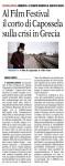 La Gazzetta del Mezzogiorno (ed. Taranto; Angelo Loreto) - 21/07/2014