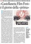 La Gazzetta del Mezzogiorno (ed. Taranto; Angelo Loreto) - 29/07/2014