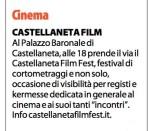 La Repubblica Bari - 29/07/2014