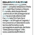 La Repubblica Bari - 24/06/2014