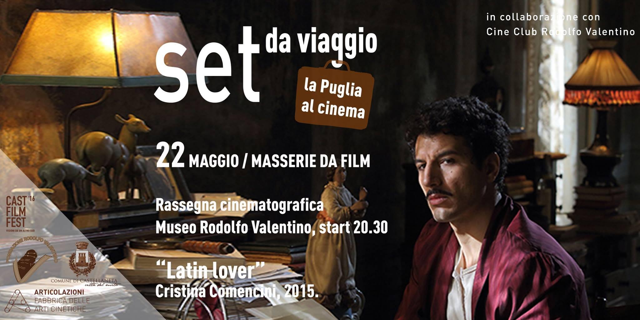 Latin lover - Set da viaggio, la Puglia al cinema