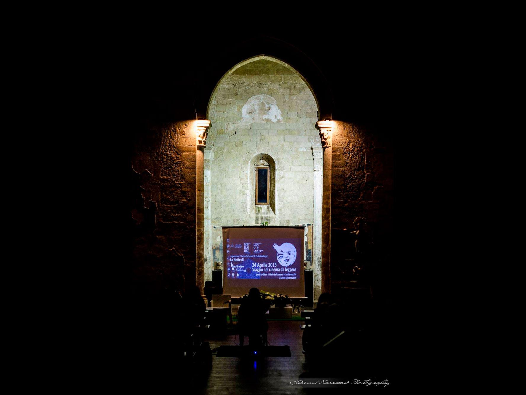 La Notte di #InchiostroDiPuglia 2015 a Castellaneta