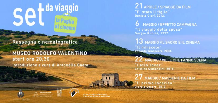 Set da viaggio - La Puglia al cinema