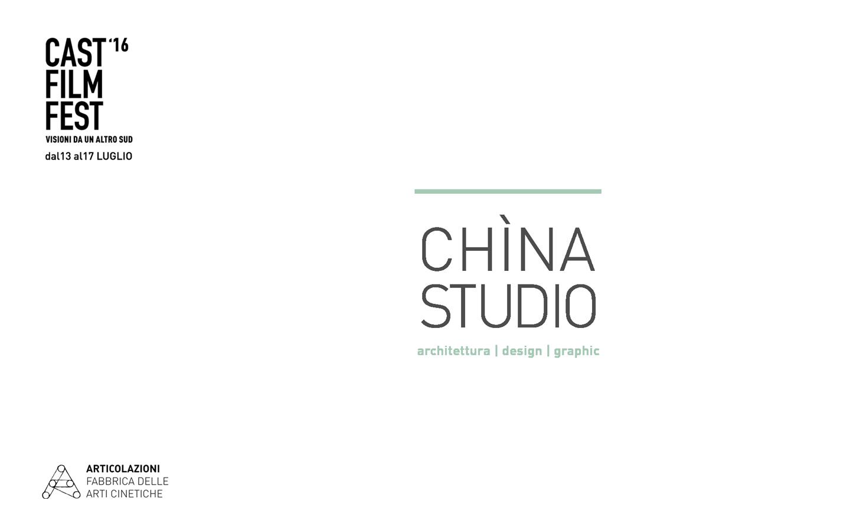 china studio